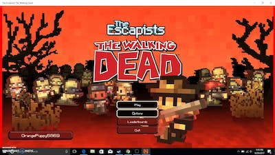 The Escapists: The Walking Dead #1
