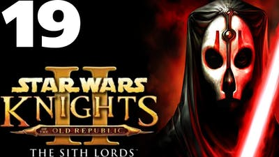 Star Wars: Knights of The Old Republic II: The Sith Lords - Let's Play - Part 19 - Flirtacious Alien