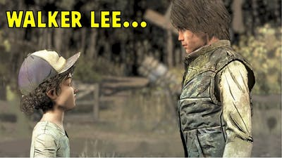 Clem Talks To James About Walker Lee -All Choices- The Walking Dead Final Season Ep3