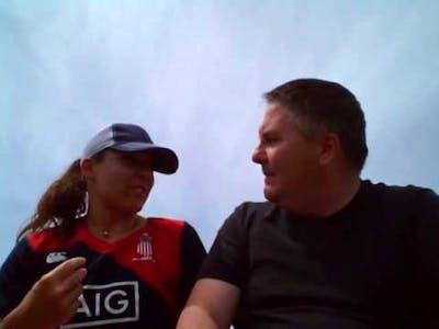 Danielle Miller Talks Girls Rugby National Team