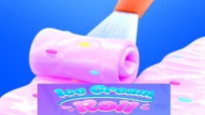 Ice Cream Roll-Game Ice Cream Roll