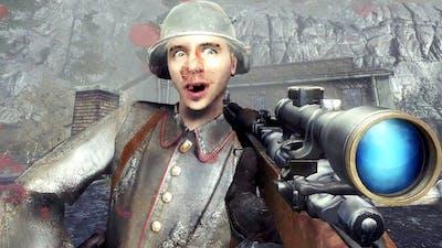NecroVision Lost Company Gameplay: Zombie Hunter