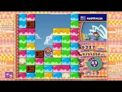 Mr Driller DrillLand. 500m Challenge. Bandai Namco. PC 2020.