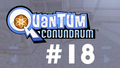 Quantum Conundrum - #18 Versteckte Vorsprünge - Holiday Game/Let's Play/Deutsch/German/Blind