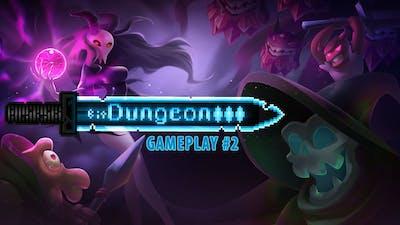 SPOILER ALERT: I die (.__.')    Bit Dungeon III full gameplay #2