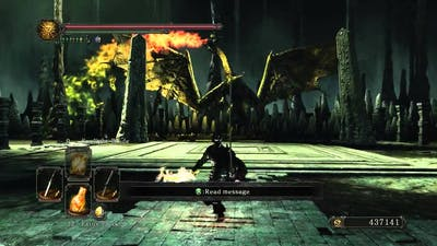 Let's Play DSII Crown of the Sunken King P7 - Sinh