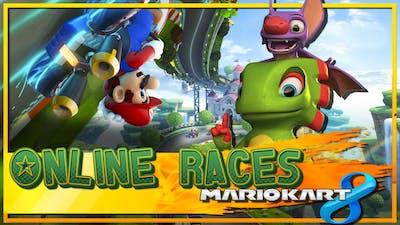 Mario Kart 8 Online: Fire Emblem, Splatoon, E3 & Yooka-Laylee