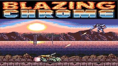 Blazing Chrome | Mission 02
