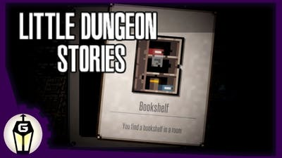 Reading Kills | Let's Play Little Dungeon Stories Beta Gameplay