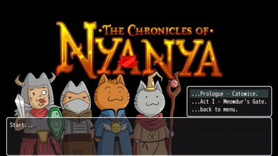 Groomed for Purrfection - Episode One - The Chronicles of Nyanya