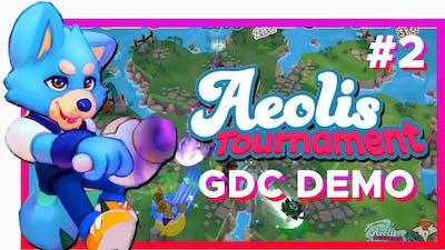 TOO INTENSE! - Aeolis Tournament Demo #2 (Upcoming Indie Games 2020)