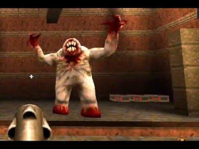 This game gives me nightmares (Quake) (Walkthrough)