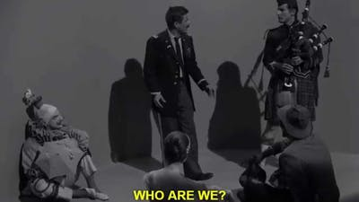 The Twilight Zone - Where are we?