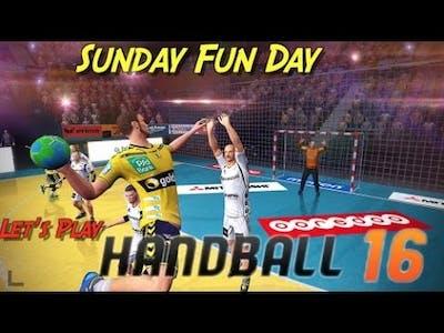 Kay Plays Handball 16!? Sunday Fun Day