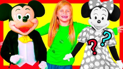 The Assistant Play Mickey Mouse Winter games with Minnie Mouse