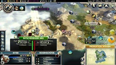 Civilization V: Gods and Kings - Let's Play - Deutschland Part 17