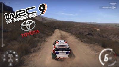 Toyota Corolla 1999 WRC9