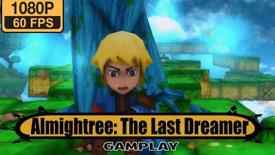 Almightree: The Last Dreamer gameplay walkthrough
