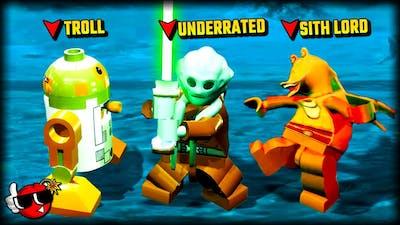 Lego Clone Wars but its full of memes