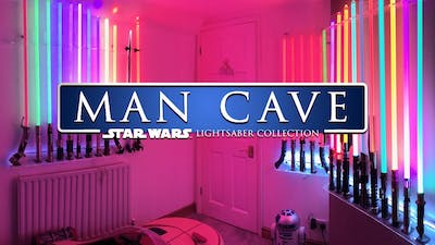 Star Wars Collection (Man Cave)
