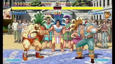 CSG Quick Look: Ultra Street Fighter II The Final Challengers