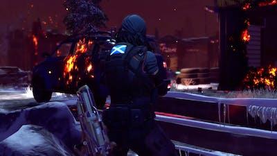 XCOM 2 Gameplay Mission #3 Operation Night Fire