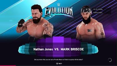 WWE 2K20 : Match of the night