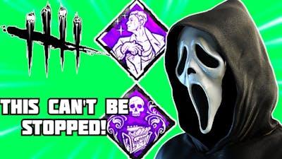The Best Ghostface Build In DBD!   Dead By Daylight