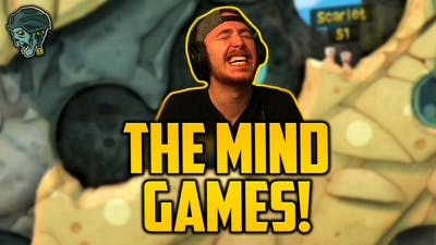 THE MIND GAMES! (Worms Revolution)