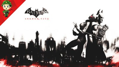 Batman Arkham City - Save Cat Woman from Two Face