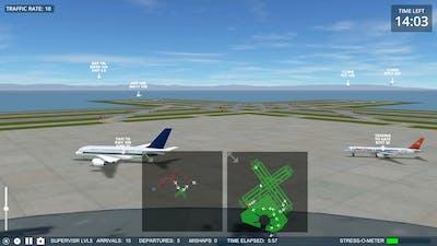 Airport Madness 3D V2 E412 Challenge @ SFO