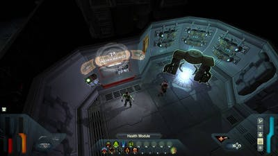 Fade Panther Plays Space Siege pt 5 #Sound Gun#