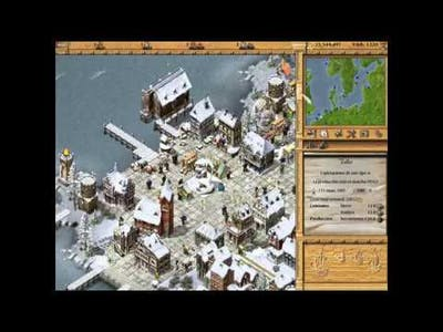 Patrician III Gameplay Governator in 20 years Extra 2