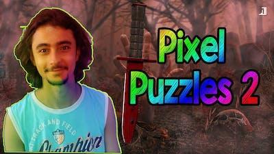 Pixel Puzzles 2 Space||#game #part1