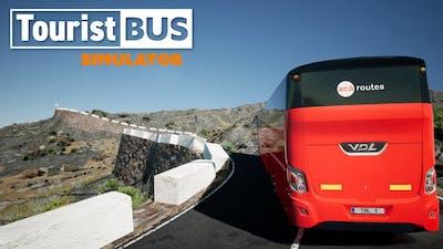 Enge Passstrasse im VDL Futura FHD2 148 | Tourist Bus Simulator | DarioDrivesStuff