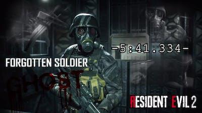 "Resident Evil 2 Remake ""Soldado Olvidado"" The Ghost Survivor"