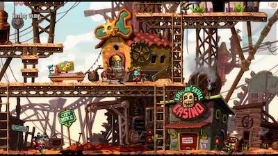 SteamWorld Dig 2 -2- Killin' and Diggin'