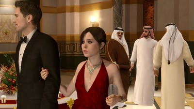 Beyond: Two Souls - The Embassy