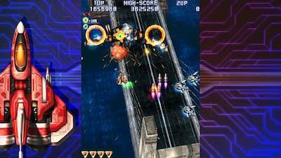 Raiden IV OverKill - Overkill mode
