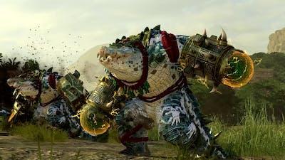 Empire ⚔️ Lizardmen - The Hunter & The Beast - Total War WARHAMMER 2