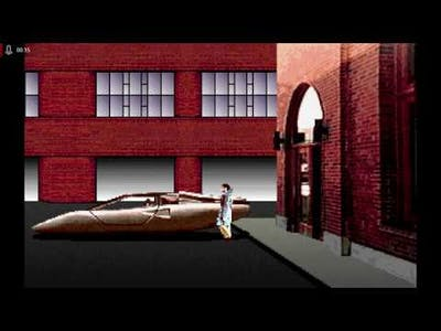 Tex Murphy: Mean Streets - Part 1   8-bit Classics