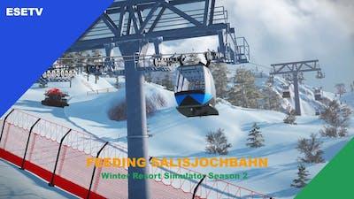Feeding the Salisjochbahn, Winter Resort Simulator Season 2 gameplay