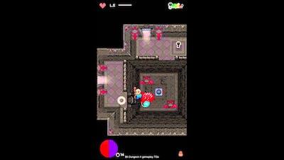 Bit Dungeon II gameplay TGs