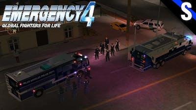 Emergency 4 #72 Los Angeles Mod