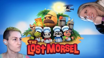 Overcooked DLC: The Lost Morsel