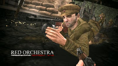 Red Orchestra: Ostfront 41-45. Up Close and Personal