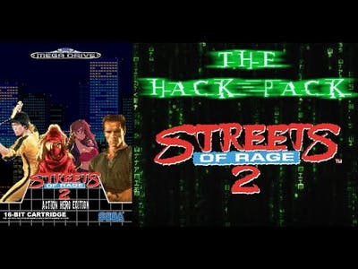 The Hack Pack Ep 3 - Streets of Rage 2: Action Heroes Edition