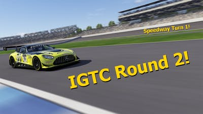 Assetto Corsa - Intercontinental GT Challenge - Indy 8 Hour