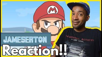 Smash Bros Has DLC - Jameserton Animation REACTION!!