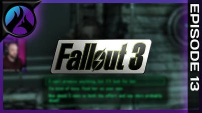 STARTING Point Lookout DLC! | Caleb Plays Fallout 3 (1440p60 Ultra)